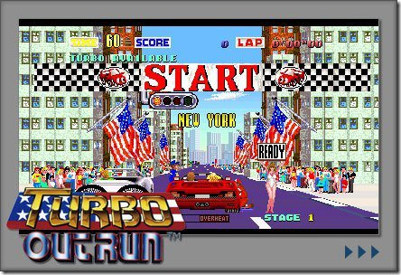 In Sega 3D Classic Collection ci Sarà Turbo Outrun