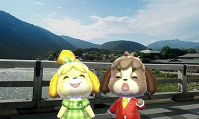 Un Aggiornamento Porterà l'Amiibo Camera in Animal Crossing: New Leaf