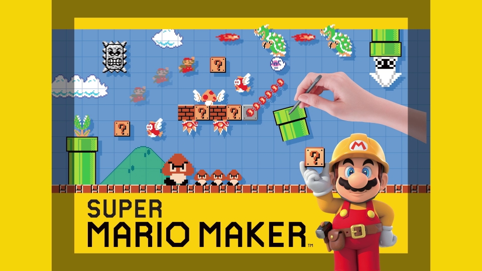 Nuovi Video di Super Mario Maker 3DS