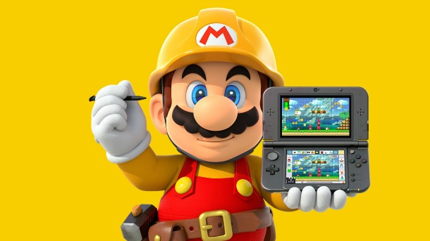 Nuovo Trailer di Super Mario Maker per 3DS