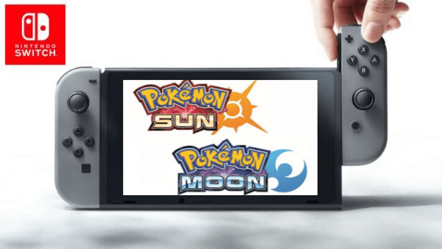 Un Pokémon per Switch