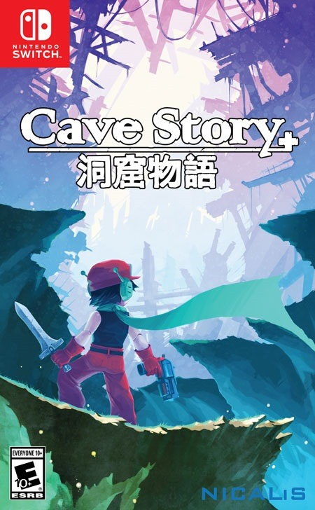 Classic Graphics Update in Arrivo per Cave Story+ su Nintendo Switch