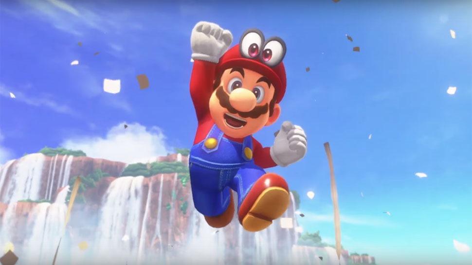 Data di Uscita di Super Mario Odyssey Rivelata all'E3