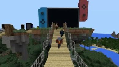 Minecraft Better Together Nintendo Switch