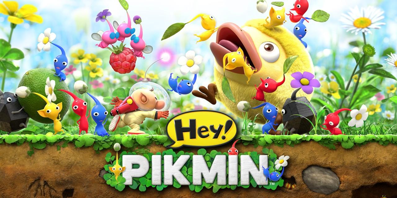 Nuovo Trailer di Hey Pikmin