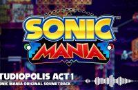 Prime Tracce Audio di Sonic Mania