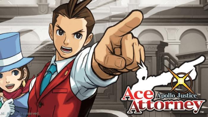 Apollo Justice: Ace Attorney Arriva su Nintendo 3DS eShop a Novembre