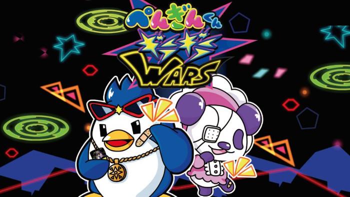 Penguin Wars Nintendo Switch