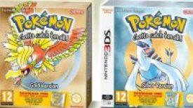 Pokémon Gold e Pokémon Silver Nintendo 3DS Virtual Console