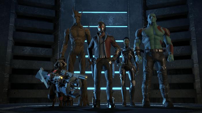 Guardians of the Galaxy e Batman