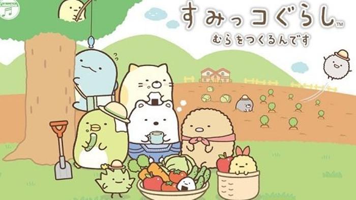 Sumikko Gurashi: Sumikko Park e Youkoso Arriva su Nintendo Switch in Giappone