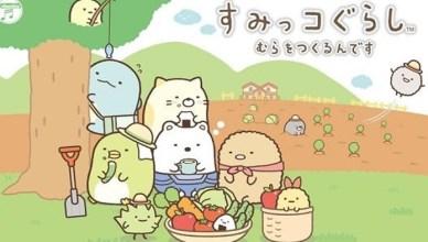 Sumikko Gurashi Sumikko Park e Youkoso Nintendo Switch