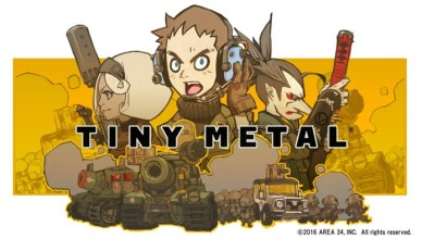 Tiny Metal Nintendo Switch