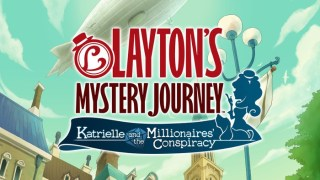 Layton's Mystery Journey Katrielle and the Millionaires' Conspiracy Nintendo 3DS Nintendo Switch
