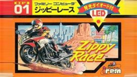 Irem Games Zippy Race Arcade Archives Nintendo Switch