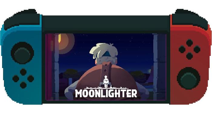 Moonlighter Arriva su Nintendo Switch