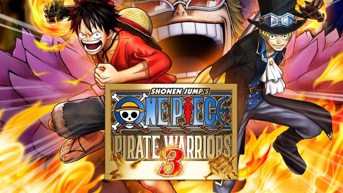 Un Trailer Mostra i DLC di One Piece: Pirate Warriors 3 Deluxe Edition Per Nintendo Switch
