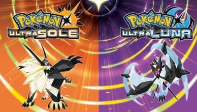 Pokémon UltraSole UltraLuna Nintendo 3DS