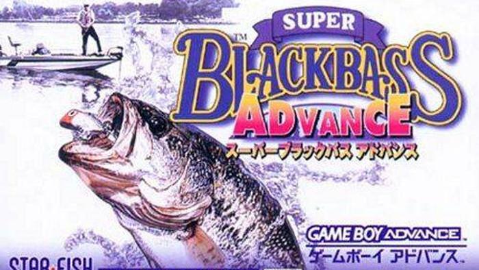 American Bass Challenge: Simulazione di Pesca su GameBoy Advance