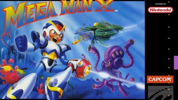 Mega Man X Nintendo Switch