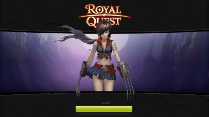 Royal Quest – MMORPG Free-to-Play