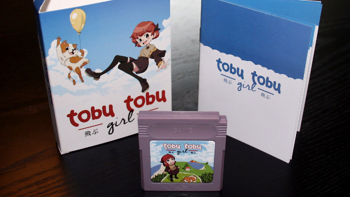 Tobu Tobu Girl Un Nuovo Gioco per GameBoy
