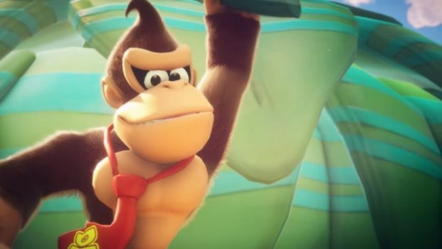 Donkey Kong Mario + Rabbids Kingdom Battle Nintendo Switch