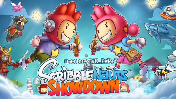 Trailer e Data di Scribblenauts Showdown per Nintendo Switch