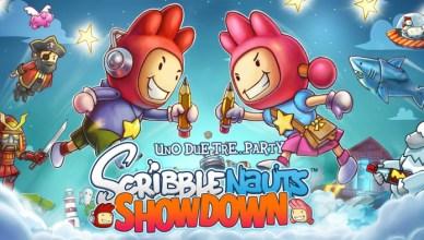 Scribblenauts Showdown Nintrendo Switch
