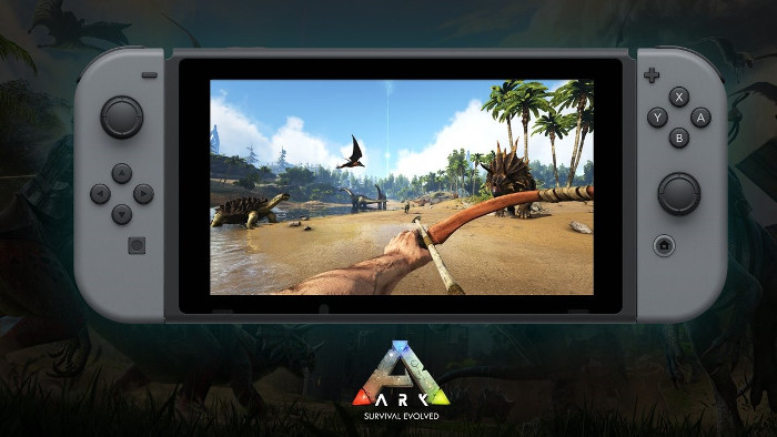 ARK: Survival Evolved Arriva su Nintendo Switch