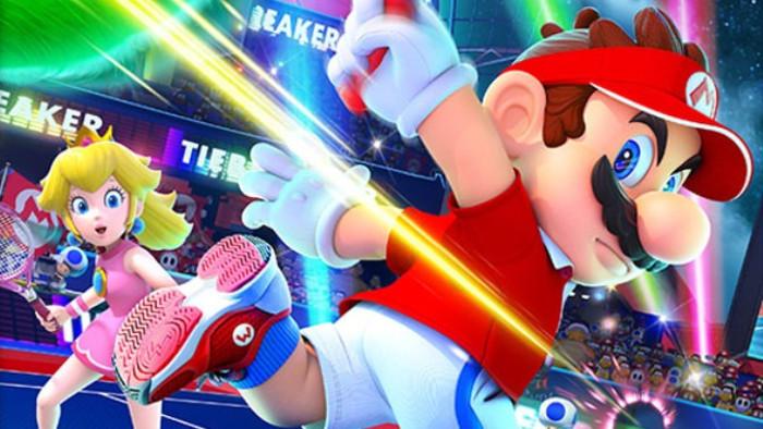 Rivelato il Gameplay e la Data di Uscita di Mario Tennis Aces
