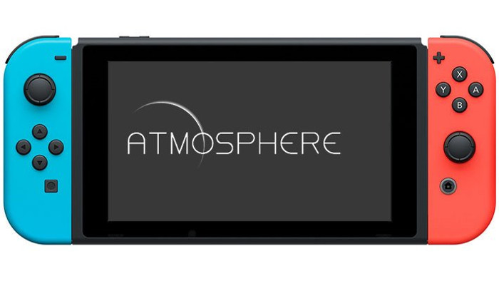 Atmosphere nx Linux Nintendo Switch
