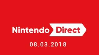 Diretta Nintendo Direct 8 marzo Switch 3DS