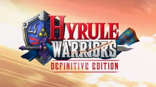 Hyrule Warrior Definitive Edition Nintendo Switch