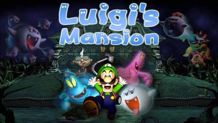 Luigi's Mansion Remake Nintendo 3DS