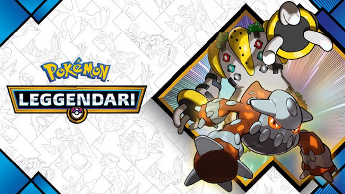 Nuovi Pokémon Leggendari, Regigigas e Heatran, per Pokémon Sole e Luna e Ultrasole e Ultraluna