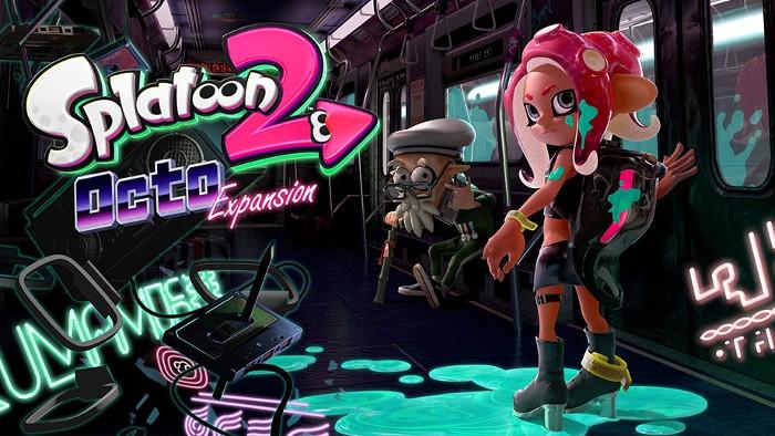 Splatoon 2 Octo Espansion Disponibile per il Download