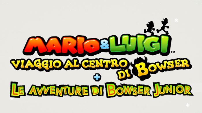 Mario & Luigi Viaggio al Centro di Bowser + Le Avventure di Bowser Junior Arriva su Nintendo 3DS nel 2019