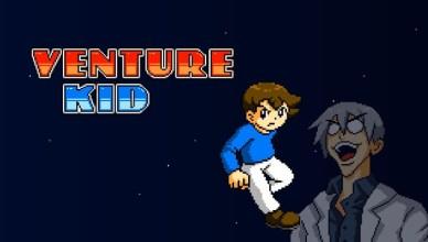 Venture Kid Nintendo Switch