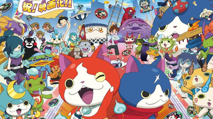 Yo-kai Watch 4 Annunciato per Nintendo Switch