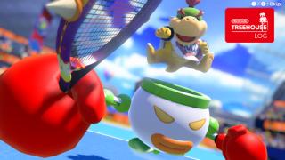 Mario Tennis Aces Nintendo Switch Personaggi Difensivi