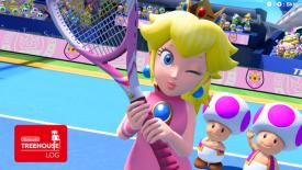 Mario Tennis Aces Nintendo Switch Personaggi Tecnici