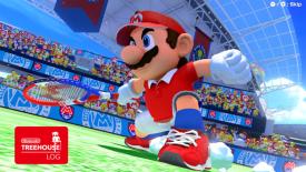 Mario Tennis Aces Nintendo Switch Personaggi a Tutto Tondo