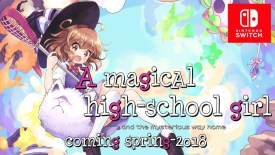 A Magical High School Girl Nintendo Switch