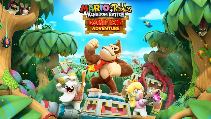 Data di Uscita di Mario + Rabbids: Kingdom Battle Donkey Kong Adventure