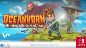 Oceanhorn Monster of Uncharted Seas Nintendo Switch
