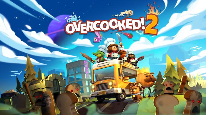 Overcooked! 2 Annunciato all'E3