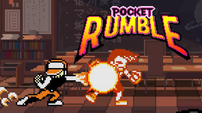 Pocket Rumble per Nintendo Switch È Pronto