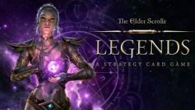 The Elder Scrolls Legends Nintendo Switch