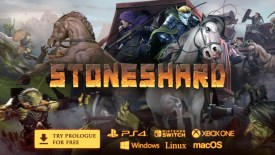 Stoneshard Nintendo Switch